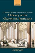 Cover for A History of the Churches in Australasia