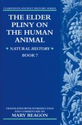 Cover for The Elder Pliny on the Human Animal