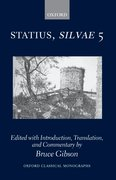 Cover for Statius Silvae 5