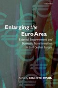 Cover for Enlarging the Euro Area
