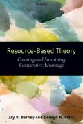 Cover for Resource-Based Theory
