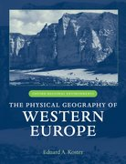 Cover for The Physical Geography of Western Europe