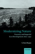 Cover for Modernizing Nature