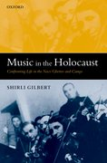 Cover for Music in the Holocaust