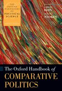 Cover for The Oxford Handbook of Comparative Politics