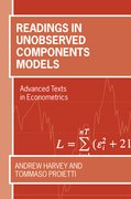 Cover for Readings in Unobserved Components Models