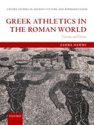 Cover for Greek Athletics in the Roman World