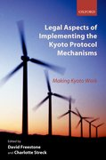 Cover for Legal Aspects of Implementing the Kyoto Protocol Mechanisms