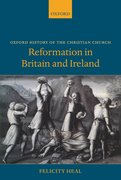 Cover for Reformation in Britain and Ireland