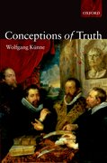Cover for Conceptions of Truth