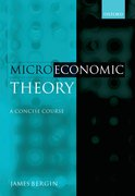 Cover for Microeconomic Theory