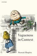 Cover for Vagueness in Context
