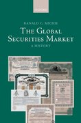 Cover for The Global Securities Market