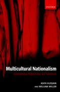 Cover for Multicultural Nationalism
