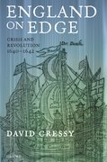 Cover for England on Edge