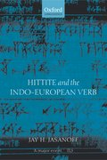 Cover for Hittite and the Indo-European Verb