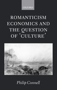 Cover for Romanticism, Economics and the Question of
