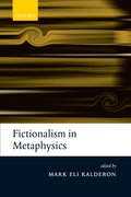 Cover for Fictionalism in Metaphysics