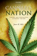 Cover for Cannabis Nation