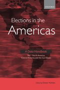 Cover for Elections in the Americas A Data Handbook Volume 1