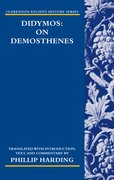 Cover for Didymos: On Demosthenes