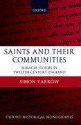 Cover for Saints and their Communities