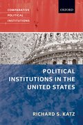 Cover for Political Institutions in the United States