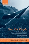 Cover for You, The People: The United Nations, Transitional Administration, and State-Building