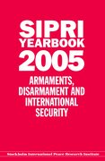 Cover for SIPRI YEARBOOK 2005