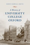 Cover for A History of University College, Oxford