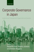 Cover for Corporate Governance in Japan