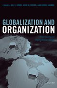 Cover for Globalization and Organization