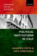 Cover for Political Institutions in Italy