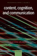 Cover for Content, Cognition, and Communication