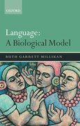 Cover for Language: A Biological Model