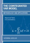 Cover for The Cointegrated VAR Model