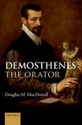 Cover for Demosthenes the Orator