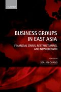 Cover for Business Groups in East Asia