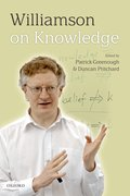 Cover for Williamson on Knowledge