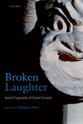 Cover for Broken Laughter