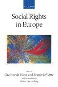 Cover for Social Rights in Europe