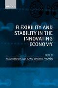 Cover for Flexibility and Stability in the Innovating Economy
