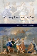 Cover for Making Time for the Past