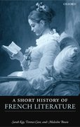 Cover for A Short History of French Literature