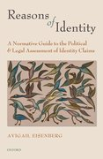 Cover for Reasons of Identity
