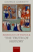 Cover for Marsilius of Padua and