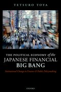 Cover for The Political Economy of the Japanese Financial Big Bang