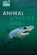 Cover for Animal Athletes