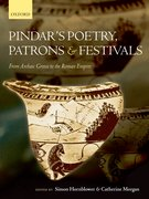 Cover for Pindar