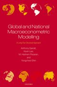Cover for Global and National Macroeconometric Modelling